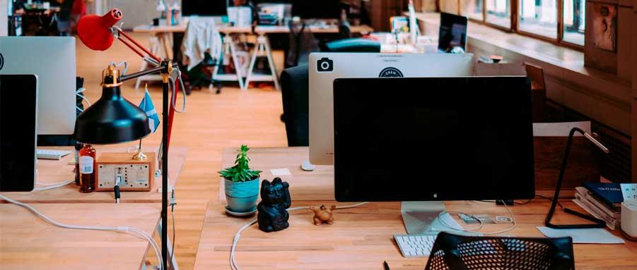 Tendências para elaborar um espaço corporativo